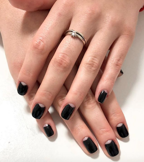 5 Black and White Nail Art Ideas Your Customers Will Love