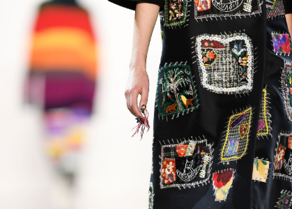 Nail Art Trends Inspired by the 2018 Runway