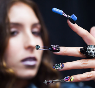 The Nail Art of New York Fashion Week 2018 and Beyond