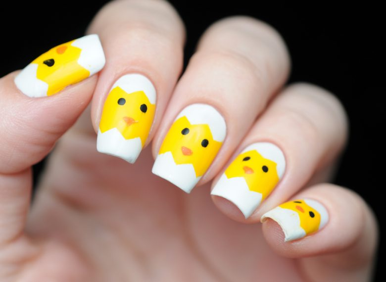 5 Easter Nail Art Designs to Celebrate Spring