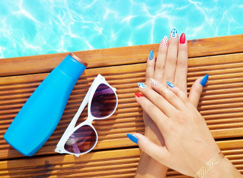 How to Protect Your Hands and Nails From the Sun and Sand