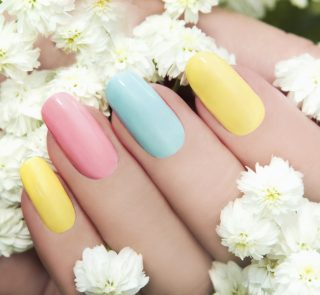 5 Ways to Bloom This Spring With Pastel Nail Polish