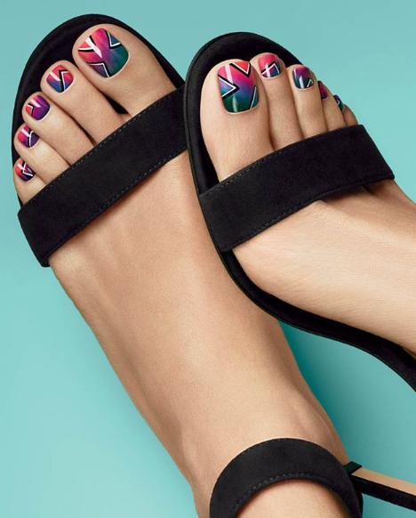 Best Summer Pedicure Colors