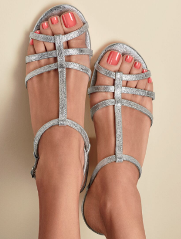 Pedicure Colors for Summer