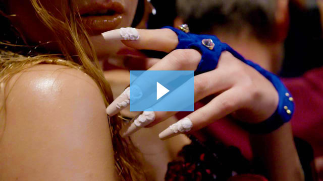The Blonds - CND at Fashion Week Video