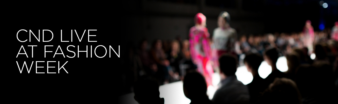 CND Fashion Week Social Feed