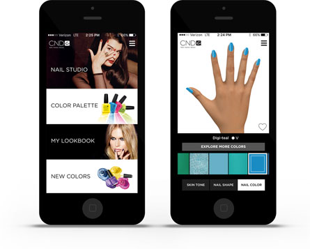 CND Nails App