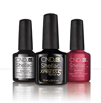 TOP 5 REASONS WHY THE ADVANCED CND® SHELLAC® BRAND SYSTEM IS THE ONLY  CHOICE FOR NAIL COLOR: