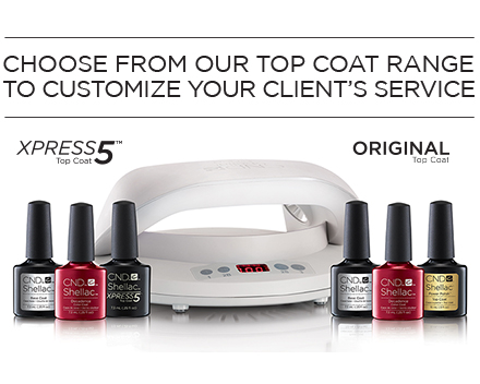 The Exclusive Cnd Led Lamp Shellac Brand System Works Together Like No Other To Deliver Two Weeks Of High Performance Wear With Nail Damage