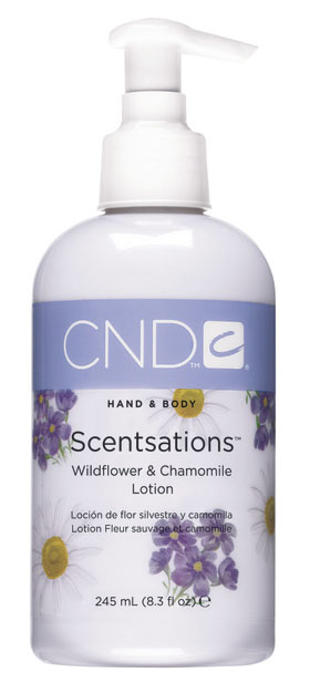 Scentsations Lotions Cnd