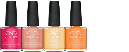 CND Boho Spirit Collection Vinylux Lineup