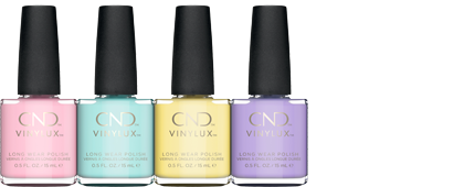 CND Chic Shock Collection Vinylux Long Wear Polish