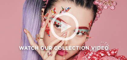 CND Chic Shock Collection YouTube Video