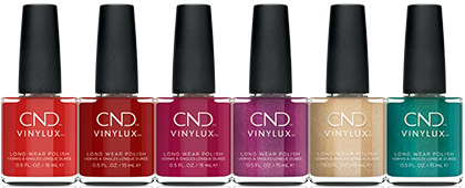 CND Cocktail Couture Vinylux Collection