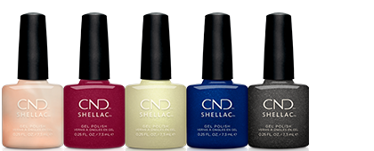 CND Crystal Alchemy Shellac Collection