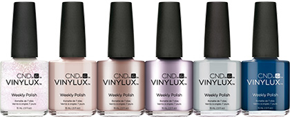 CND Glacial Illusion Vinylux Long Wear Polish