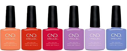 CND Nauti Nautical Shellac Collection