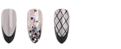 CND Night Moves Collection Nail Art Gallery Lineup