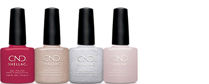 CND Night Moves Shellac Collection