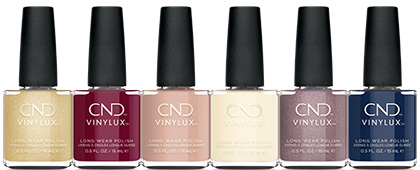 CND Party Ready CND VINYLUX Collection