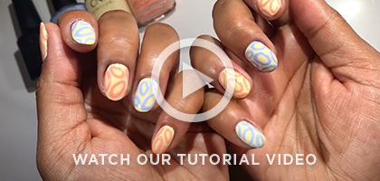 CND Oval Rings Tutorial