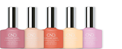 CND Sweet Escape Shellac Luxe Collection
