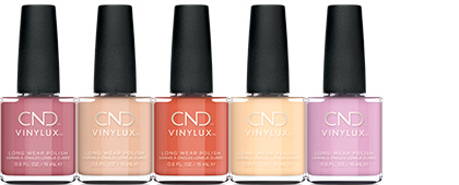 CND Sweet Escape Vinylux Collection