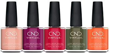 CND Treasured Moments Vinylux Collection