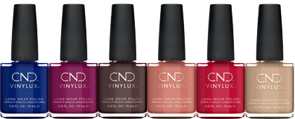 CND Wild Earth Vinylux Collection