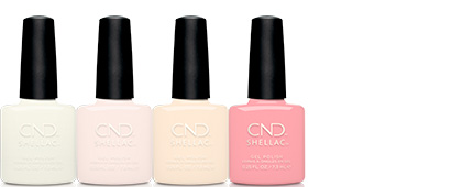 CND Yes, I Do Collection Shellac