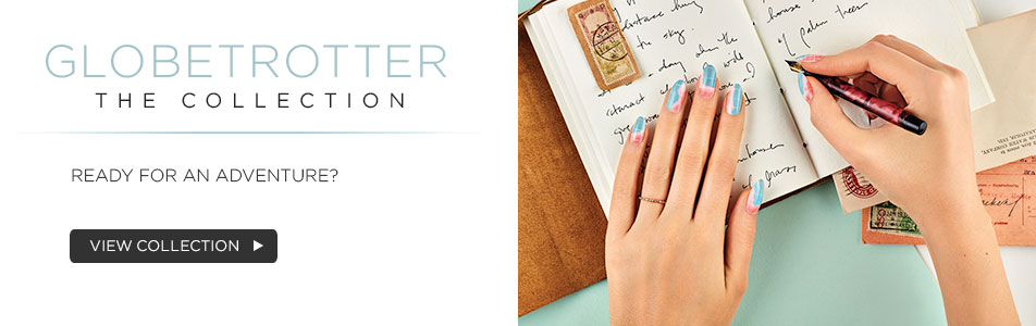 CND Creative Play Globetrotter Collection