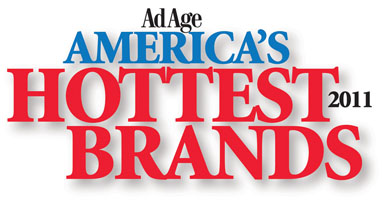Ad Age America's Hottest 2011 Brands