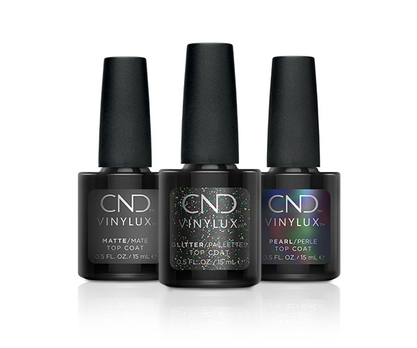 VINYLUX Special Effects Top Coats | CND