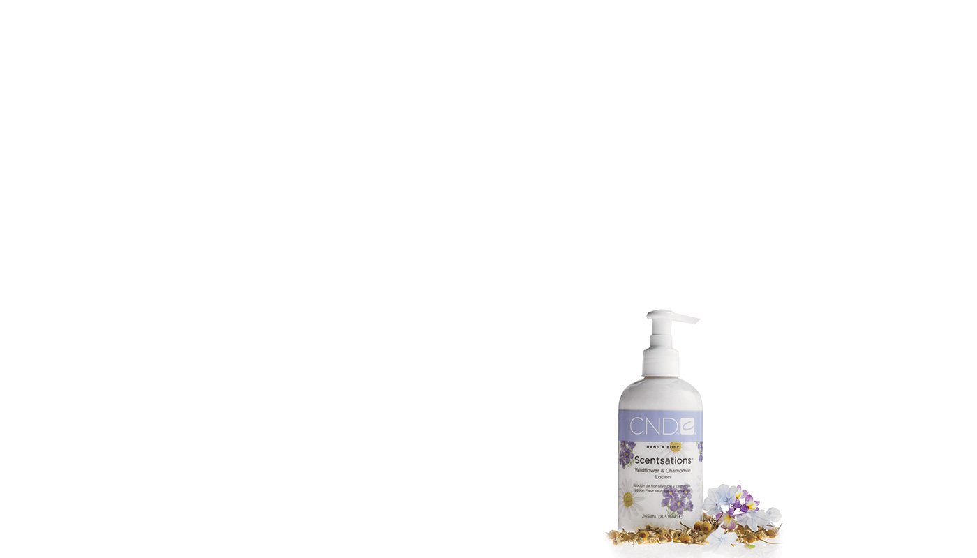 Scentsations Hand And Body Lotion Cnd