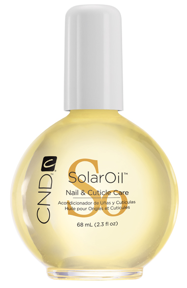 Solaroil Award Winning Cuticle Oil Is Infused With Jojoba And Vitamin E
