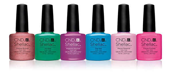 Art Vandal Collection Cnd Shellac Cnd