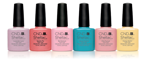 Nails inc nail polish collection