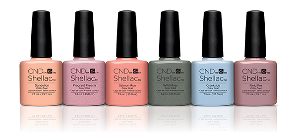 cnd spring 2015 flora fauna collection cnd