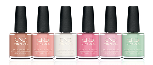 English Garden The Collection Cnd Vinylux Long Wear Polish Cnd