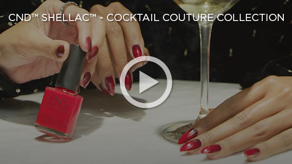 CND SHELLAC Cocktail Couture Collection
