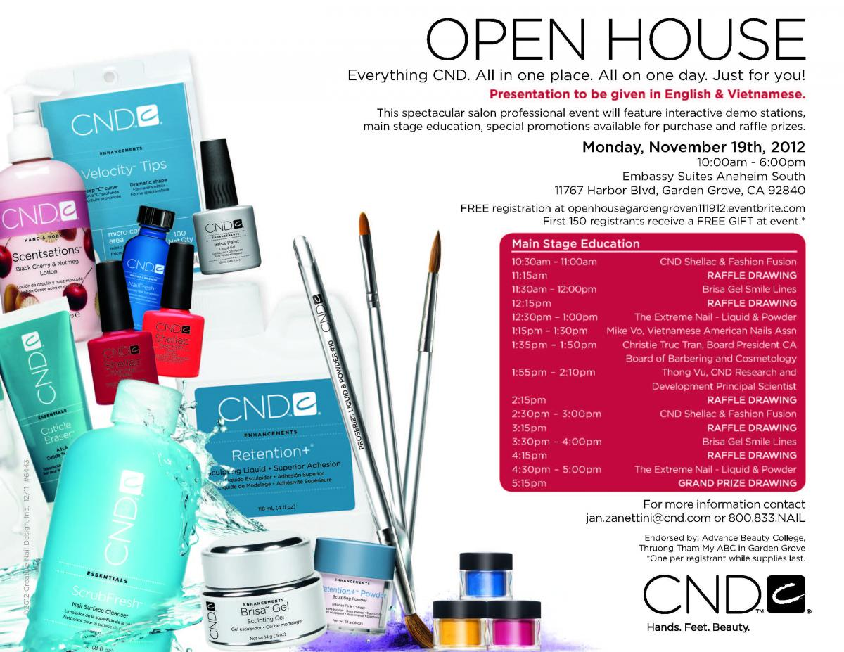 Cnd Special Event Cnd